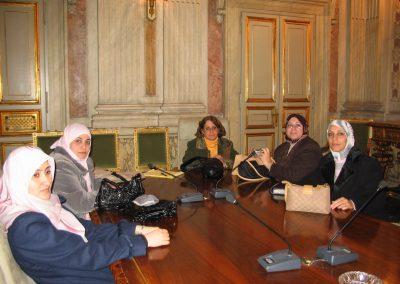 Progetto di sviluppo sociale e politico per le donne del Sud.... 062