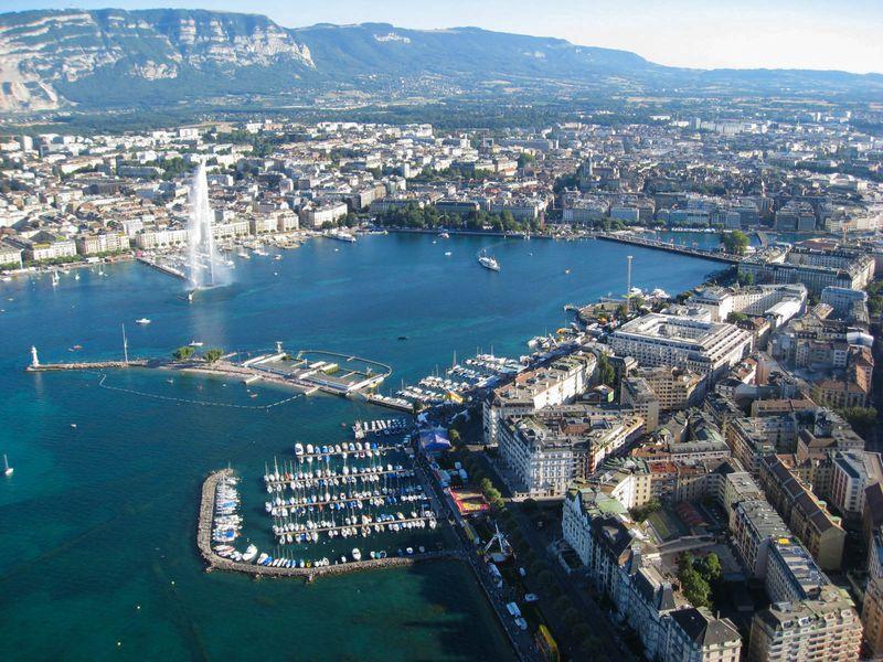 Relazione del Ciscos Ugl sulle giornate dell'Oil a Ginevra