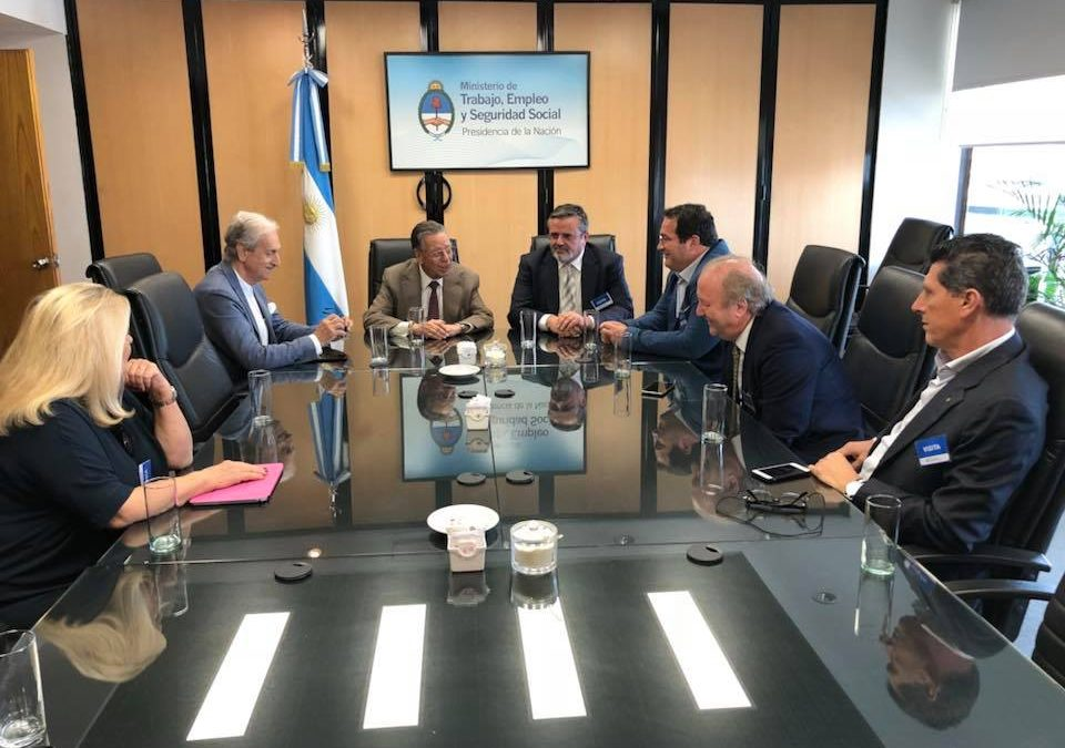 Ciscos Ugl in Argentina