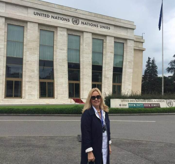 The President of CISCOS/UGL partecipated to an important summitto ONU